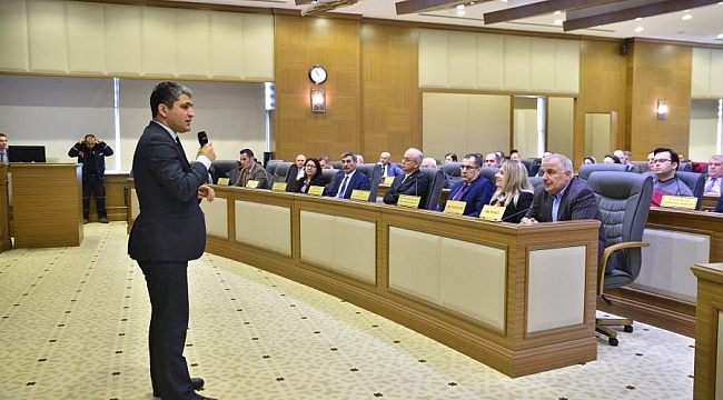 Bursa'da afete planlı müdahale