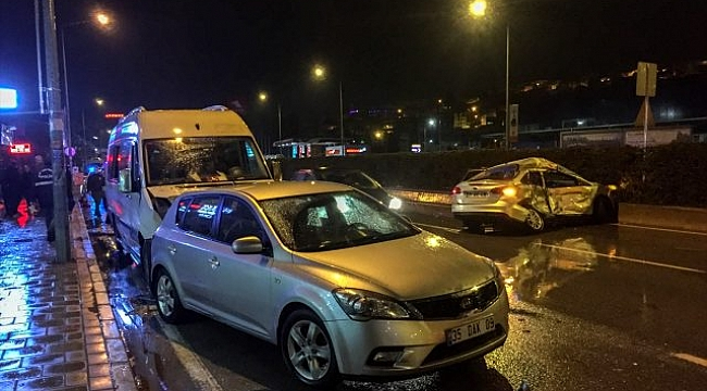 İzmir'de feci kaza can aldı