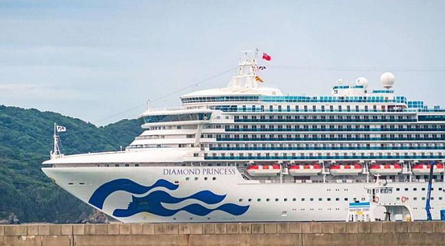 Karantina gemisinde vaka sayısı 70'e yükseldi