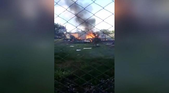 Kolombiya'da uçak kazası: 4 ölü