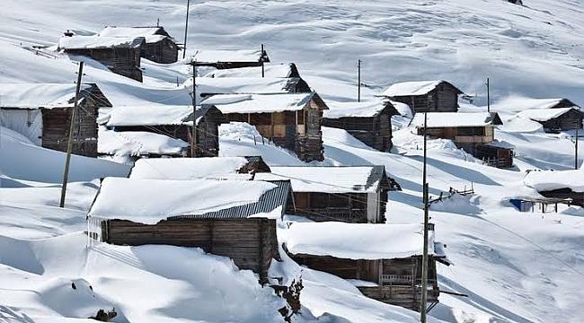 Köy nüfusu 5 yılda 214 bin azaldı