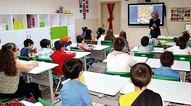 Özel okullara giden öğrencilerin sayısı arttı