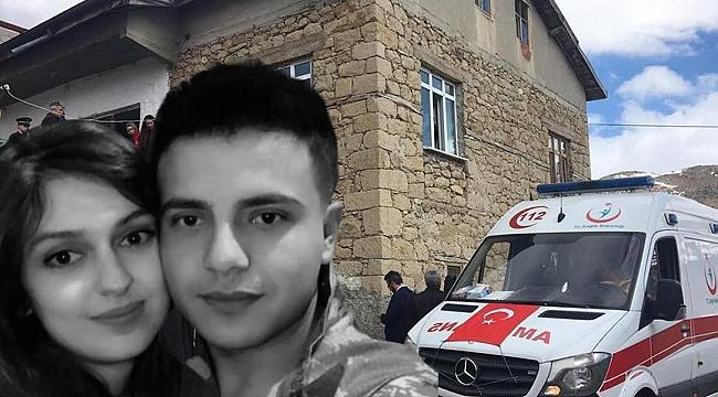 Şehit Teğmen'in acı haberi Konya'ya düştü