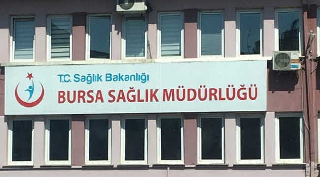 Bursa İl Sağlık Müdürlüğü'nden 'sözde liste' açıklaması