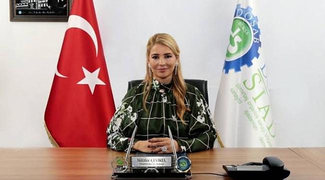 DOSABSİAD Başkanı Çevikel: