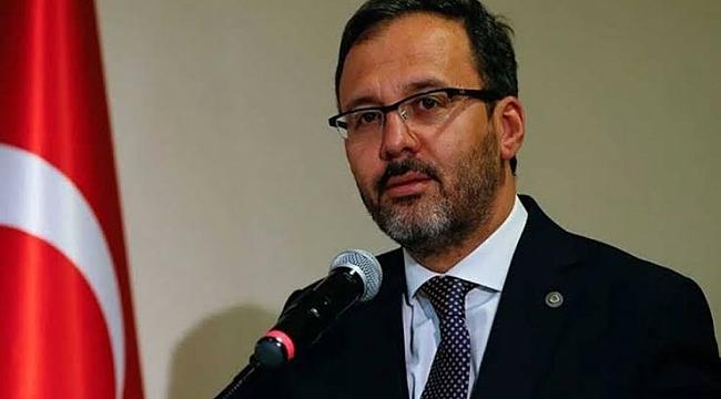 Bakan Kasapoğlu'ndan burs ve kredi açıklaması