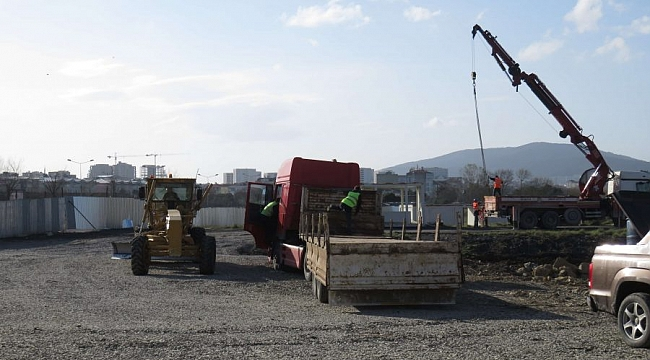 Sancaktepe'deki hastanenin yapımına başlandı