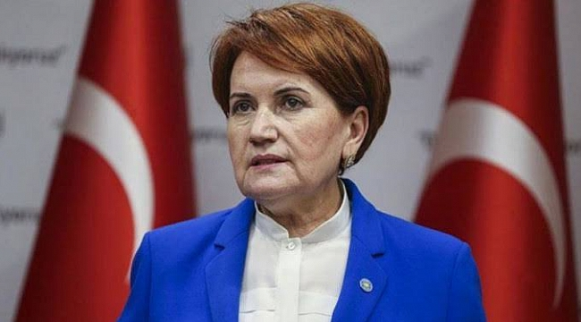 Akşener'den Ankara Barosu'na 'Ali Erbaş' tepkisi