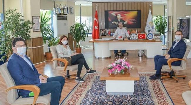 Başkan Özkan'dan yatırımcılara açık davet