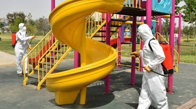 Parklar virüs sonrasına hazırlanıyor