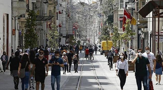 Türkiye'nin koronafobi haritası çıkarıldı