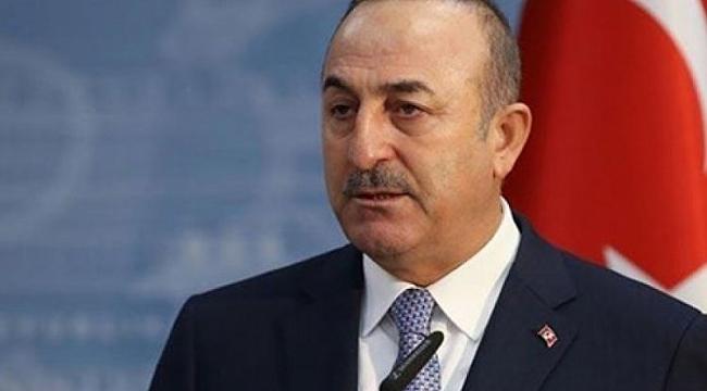 Bakan Çavuşoğlu'ndan 'turizm' açıklaması