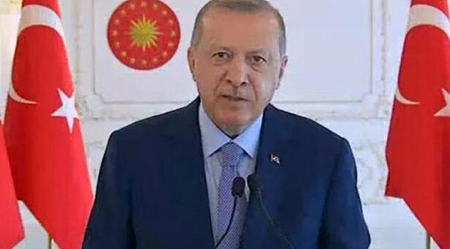 Erdoğan: Ekonomide güzel sinyaller alıyoruz