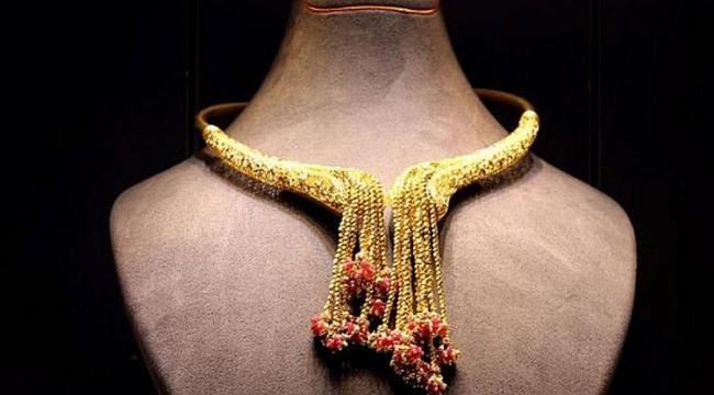 Mücevher ihracatı azaldı