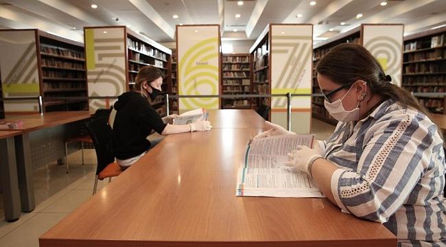 Nilüfer kütüphanelerinde yeni dönem