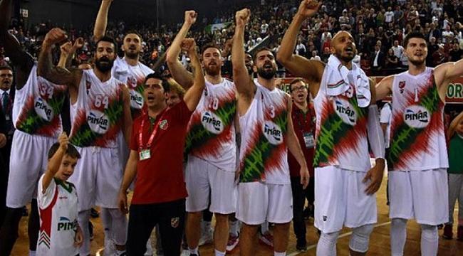Pınar Karşıyaka Şampiyonlar Ligi'nde
