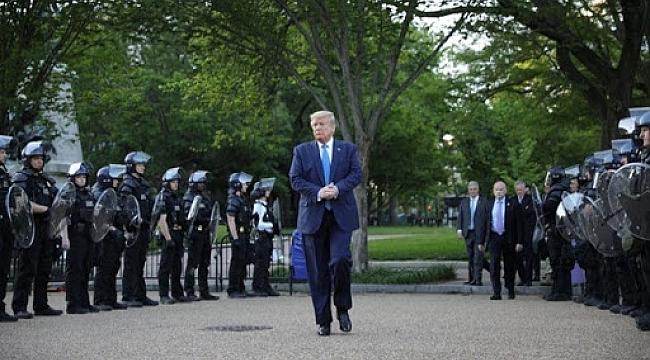 Trump: Orduyu devreye sokacağım