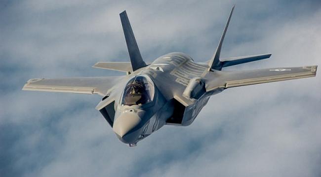 ABD, F-35 uçaklarına el koydu
