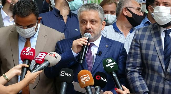 AK Parti İl Başkanı Salman'dan Ayasofya açıklaması