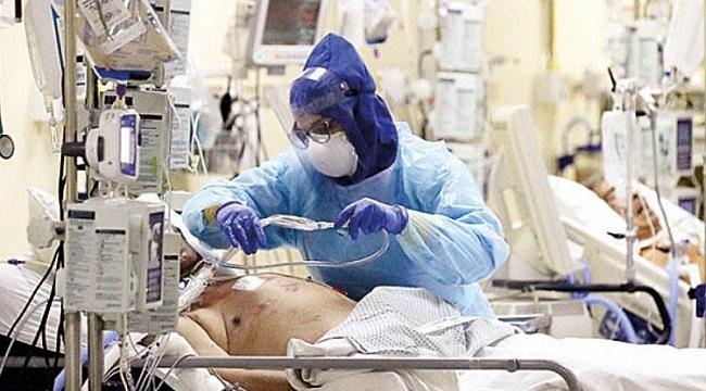 Dünyada can kaybı 608 bin 999'a yükseldi