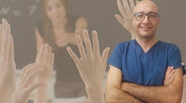 Prof.Dr.Yamanel'den okullar için dikkat çeken öneri