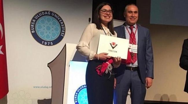 UÜ akademisyenlerinin yürüttüğü projeye TÜBİTAK'tan Türkiye 2.liği