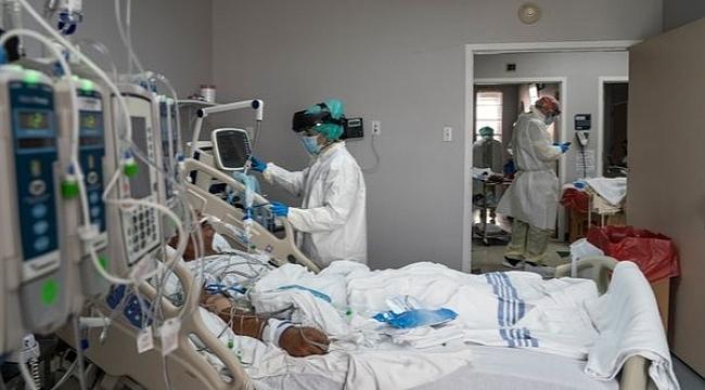 ABD'de virüsten dakikada bir ölüm