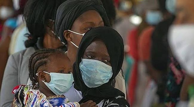 Afrika'da can kaybı 20 bini aştı