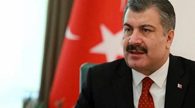 Türkiye'de son 24 saatte 996 yeni vaka!