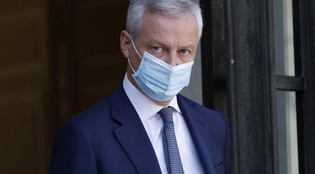 Fransa Maliye Bakanı Le Maire, Covid-19'a yakalandı