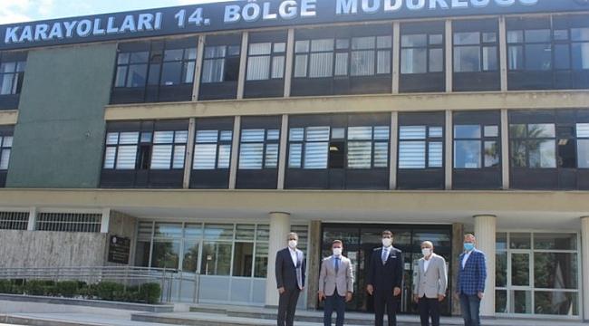Mudanya-Kurşunlu yolu için İMSİAD devrede