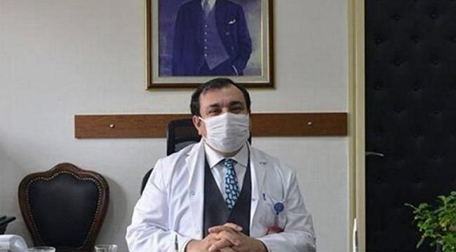 Prof. Dr. Demircan corona virüsüne yakalandı