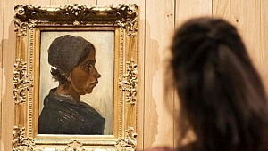 Van Gogh'un ünlü tablosu 1,6 milyon euroya satıldı