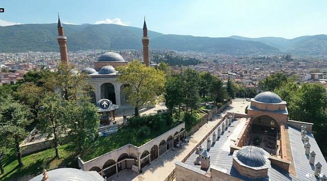 Bursa'nın tarihi eserleri sanal alemde