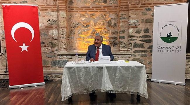 Osmangazi'de 'Karabağ' konferansı