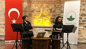 Osmangazi'de 'Kadın Bestekarlar' konseri