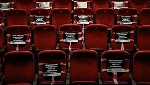 Sinema salonlarına 15,9 milyon lira destek