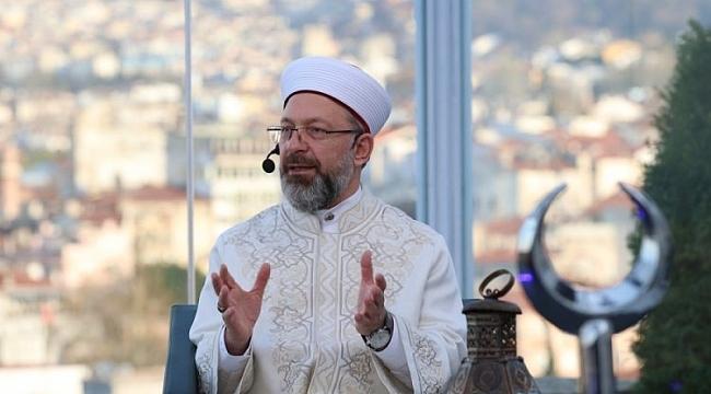 'Dini istismar eden yapılara müsaade etmemeliyiz'