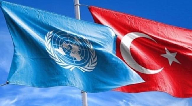 Türkiye'den BM'ye İsrail tepkisi