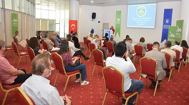 Bursa'da 'Sıfır Atık' ağı genişliyor