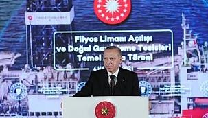 Cumhurbaşkanı Erdoğan yeni müjdeyi verdi