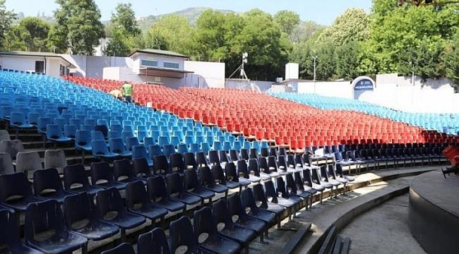 Uluslararası Balkan Ülkeleri Tiyatro Festivali başlıyor