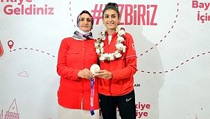 Bursa'nın gururu Hatice Kübra İlgün'den flaş açıklamalar