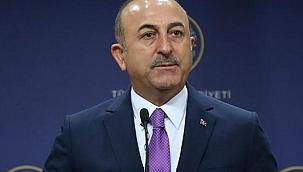 Bakan Çavuşoğlu, Sırbistan basınına konuştu