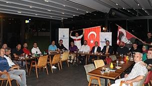 Bursa Milletvekili Kılıç RUMELİFED üyeleri ile buluştu