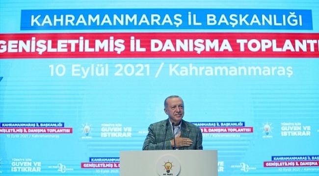 Erdoğan'dan Meral Akşener'e tepki