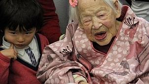 Japonya'da 100 yaşını aşanların sayısı artıyor