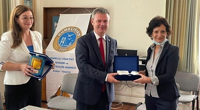RUMELİSİAD'dan Bulgaristan'a dostluk eli