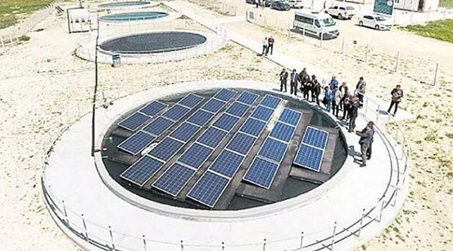 Türkiye'de 'yüzer güneş panelleri' projesini gündemde!